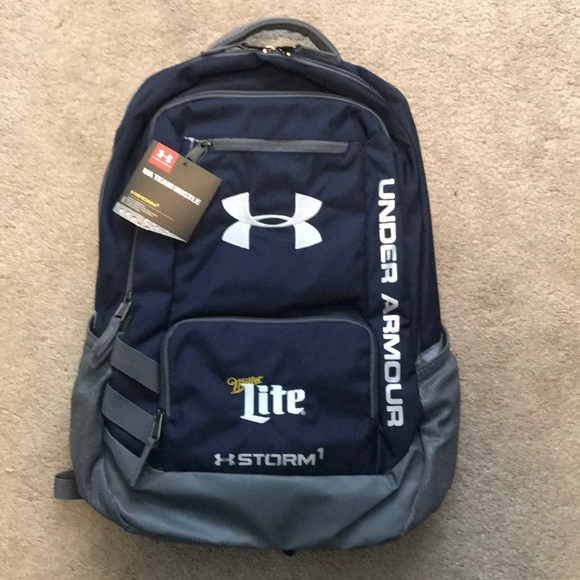 9f0585064821 Customized Under Armor Backpack